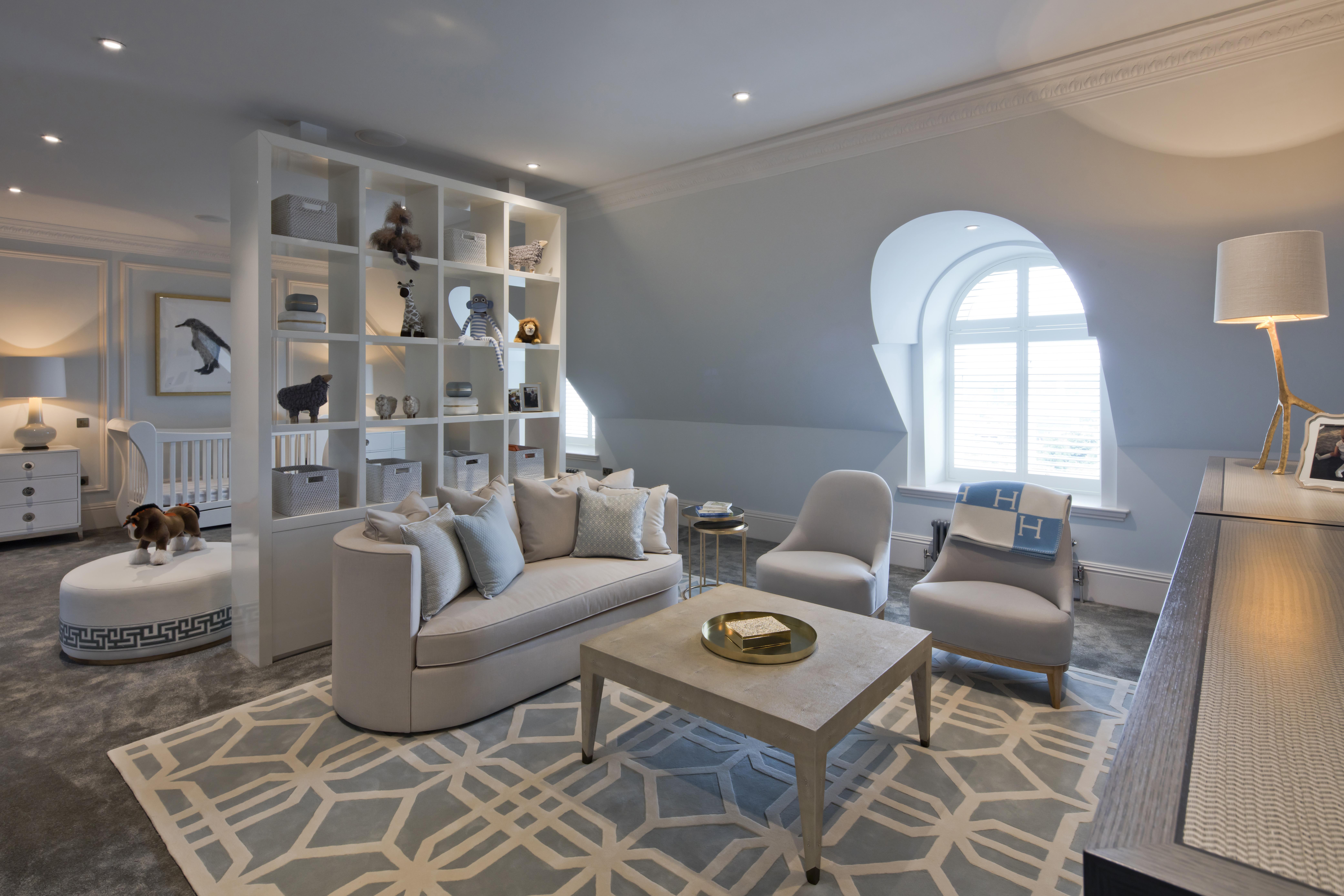 Luxury Design, Interior Design, UK Design, Bernard Interiors, Park Terrace
