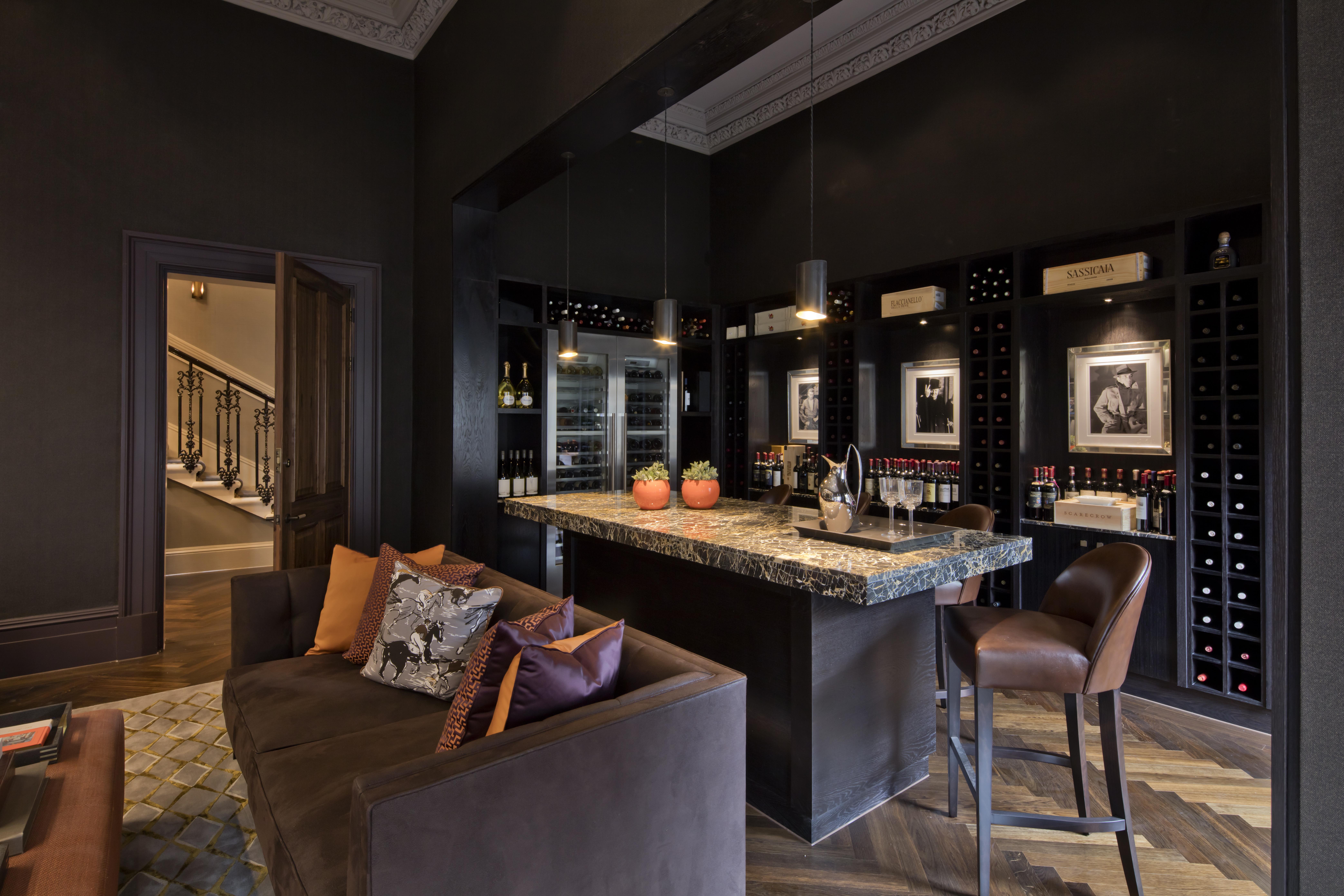Park Terrace, Glasgow, Luxury Interiors, Interiors, UK Design, Interior Design