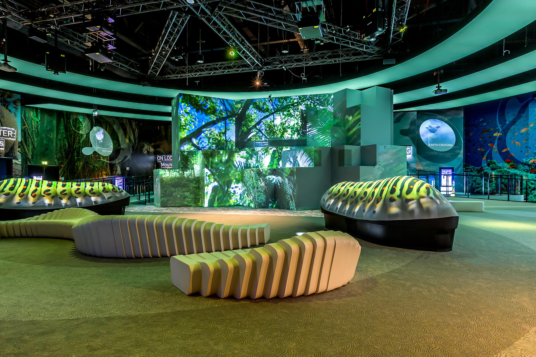 Orbi, Dubai, Middle East, BBC Earth, Design, Innovation