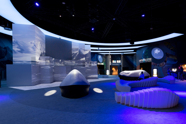 Orbi Dubai, BBC Earth, Nature, Design, Interior Design, Public Space, Public Space Design, Middle East, Dubai