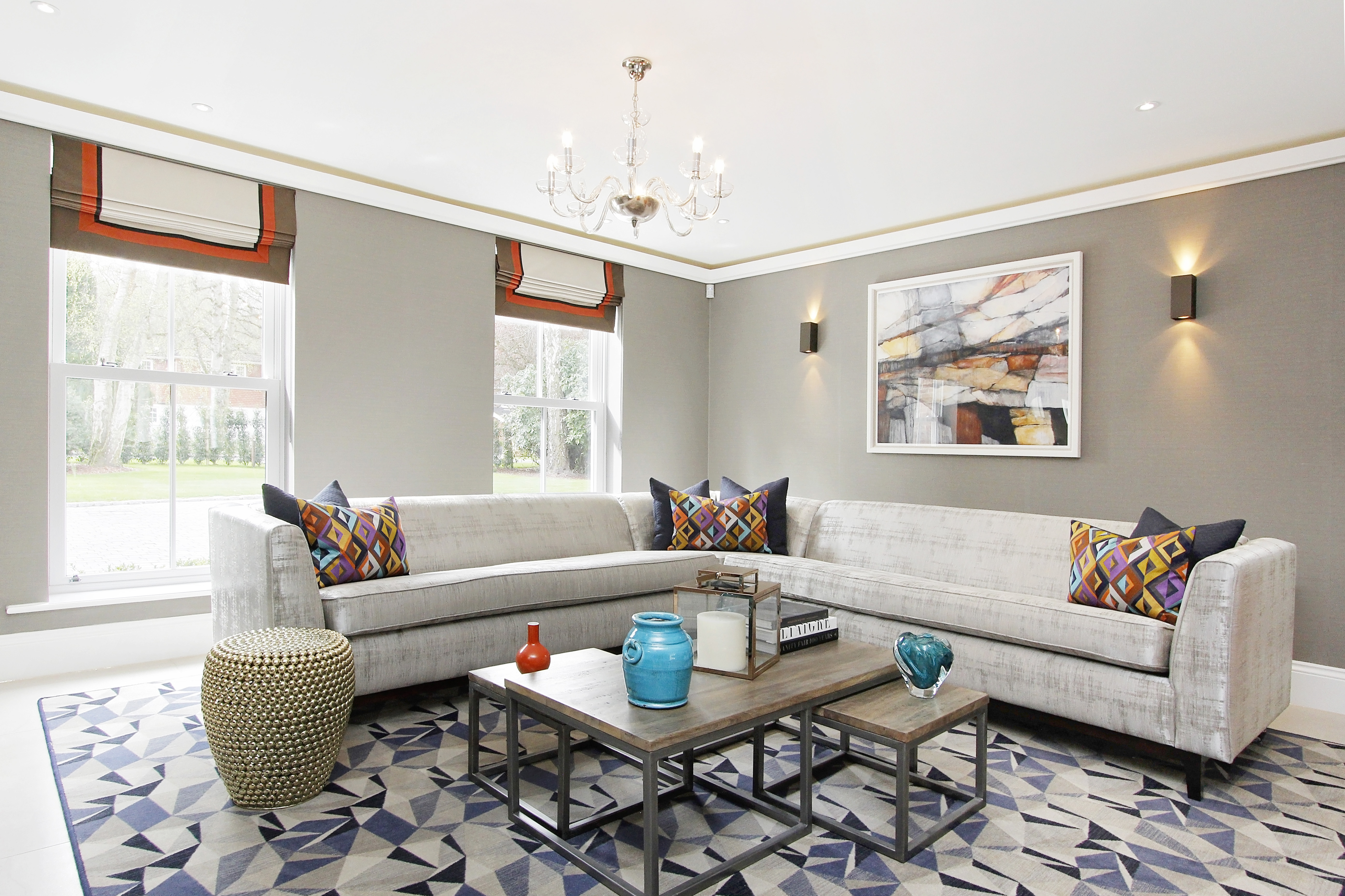 Barclay Interiors, SBID Awards, Berkshire Show Home. Interior Design, Design, Show Home