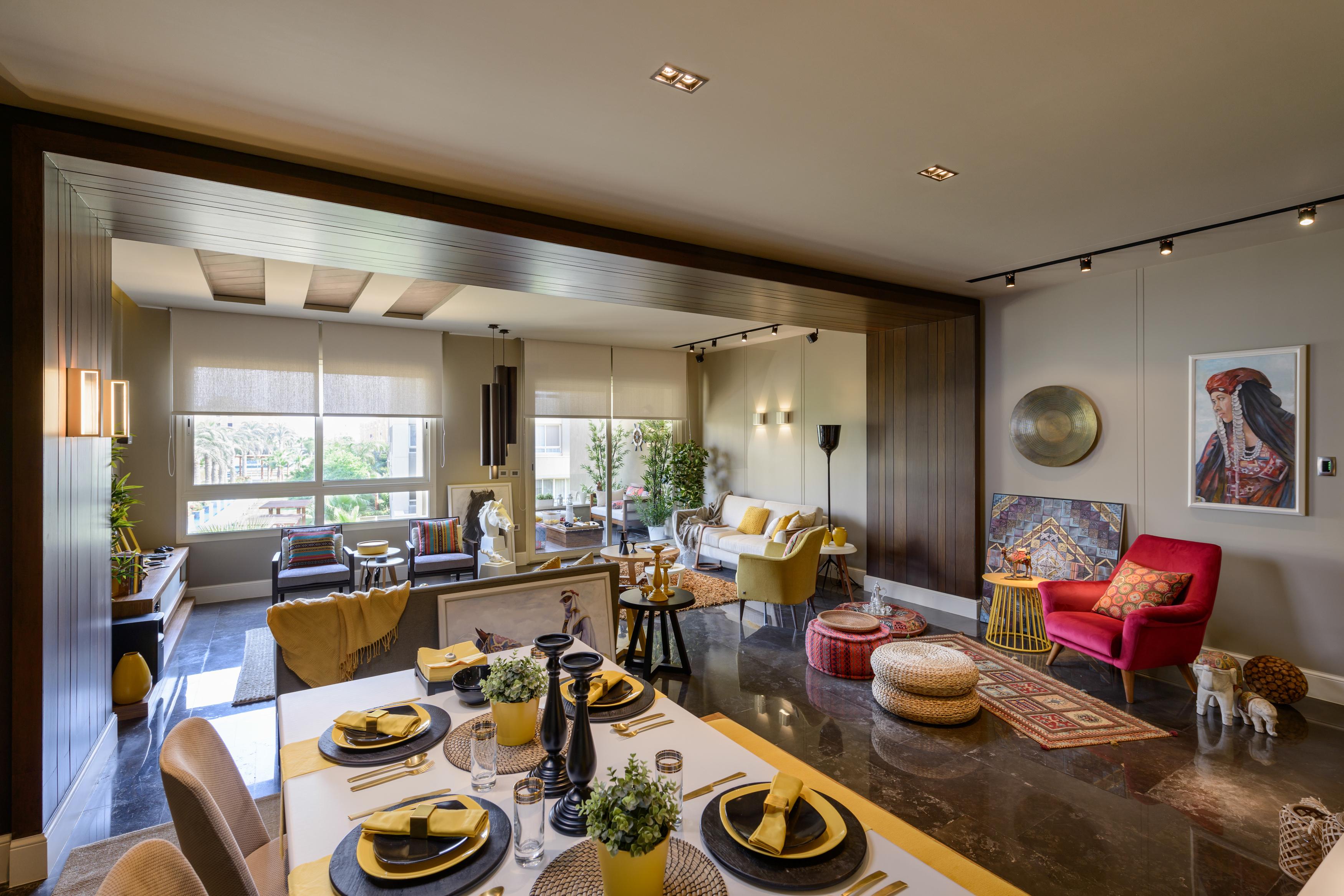 DAR Designs, Interior Design, Egypt