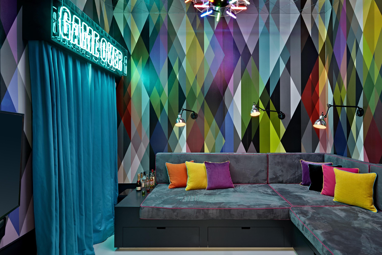 Clare Gaskin Interiors, Retro, Luxury, Interiors