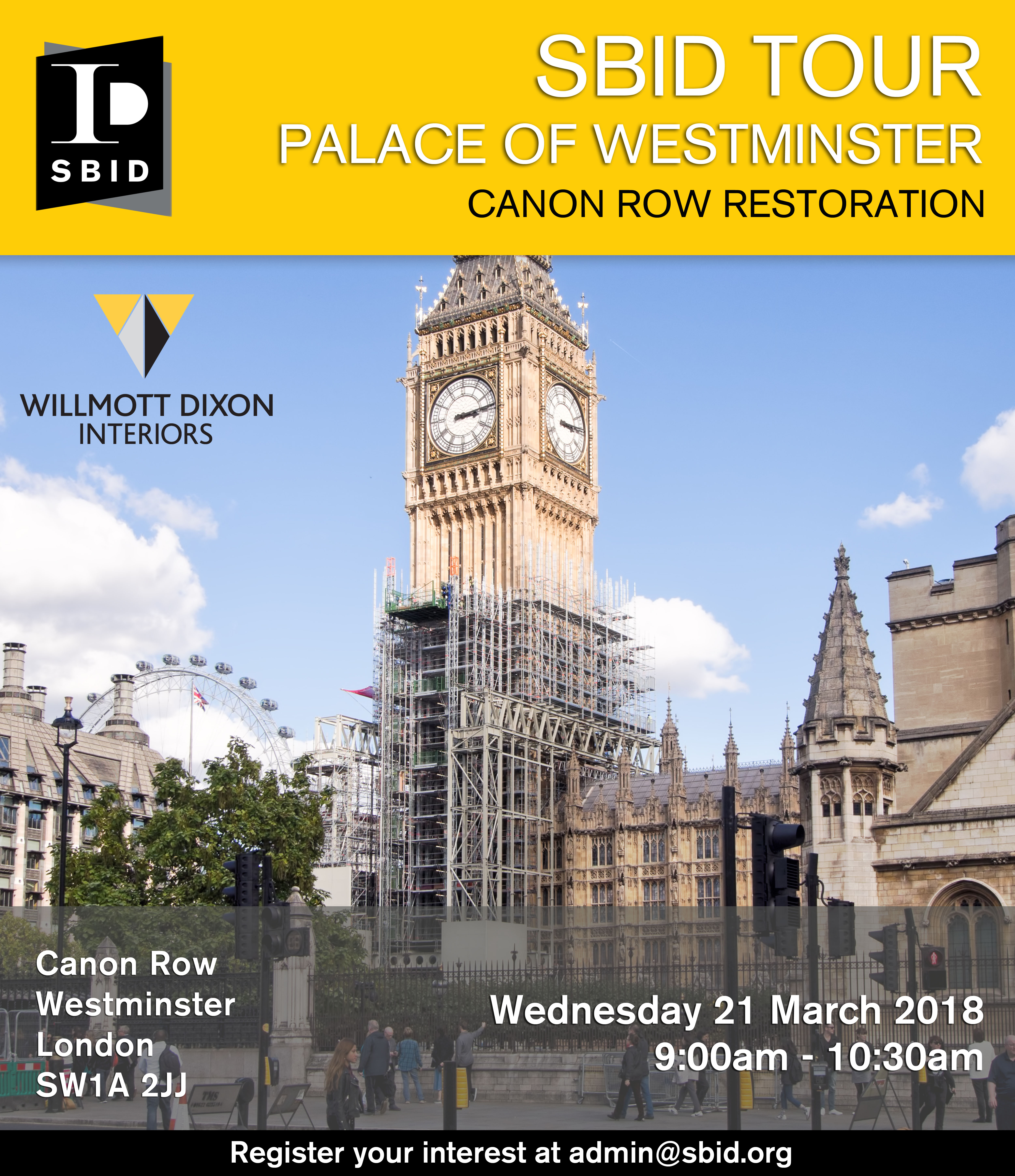 Restoration and Interior Tour of Canon Row at the Palace of Westminster, London