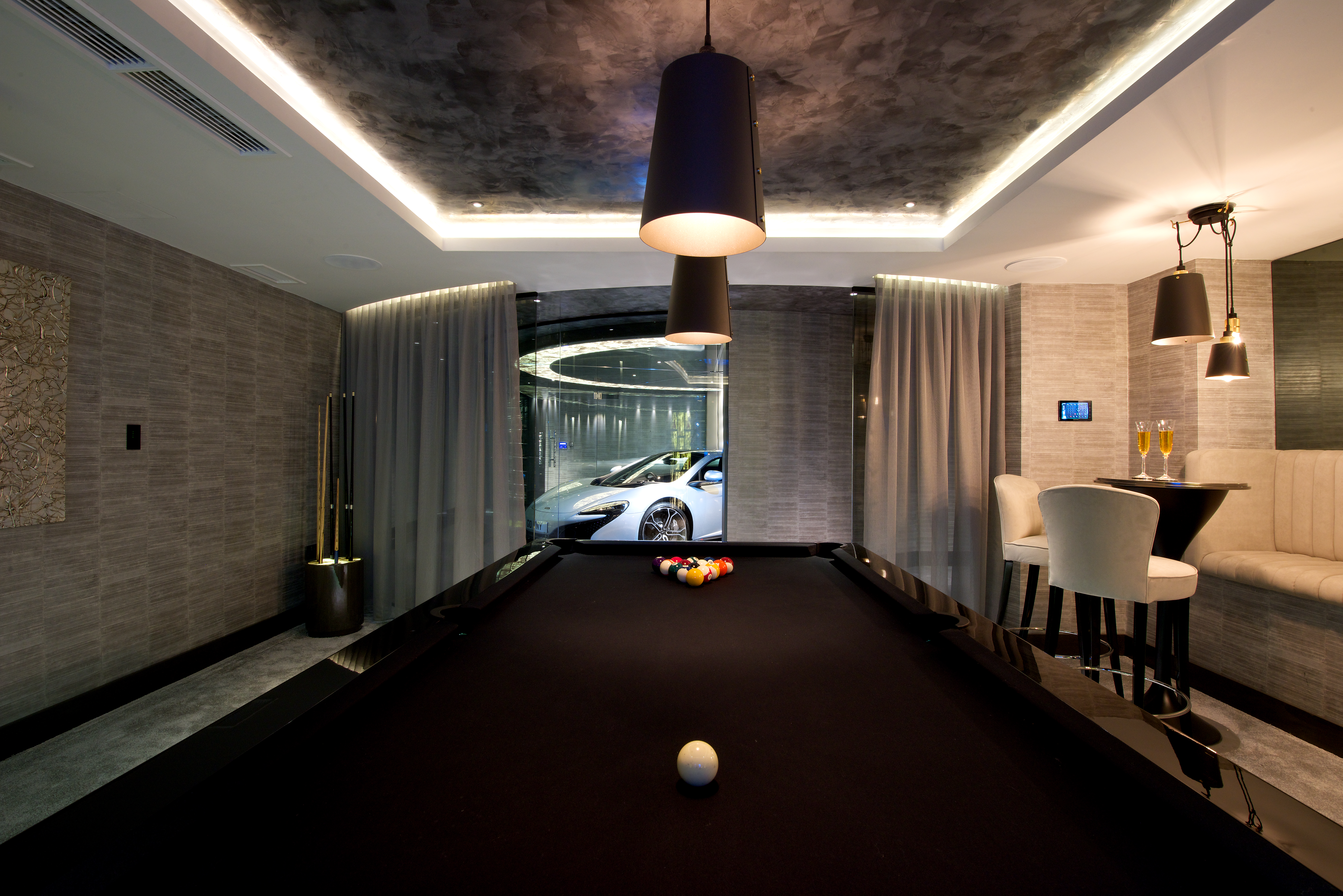 Interior Design, Project Of The Week – Man Cave
