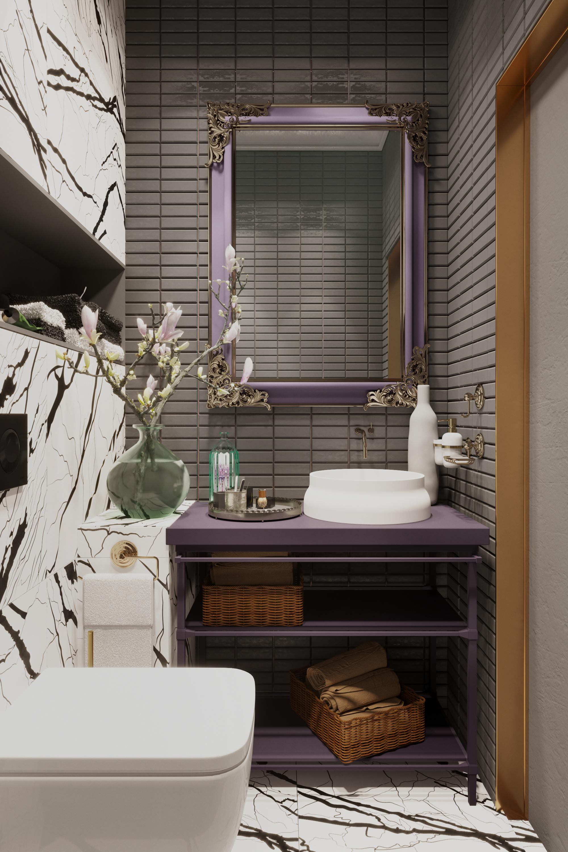 WC Interior design