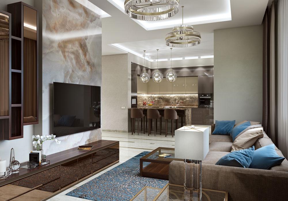 SBID International Design Awards 2018 for interior design CGI & Visualisation