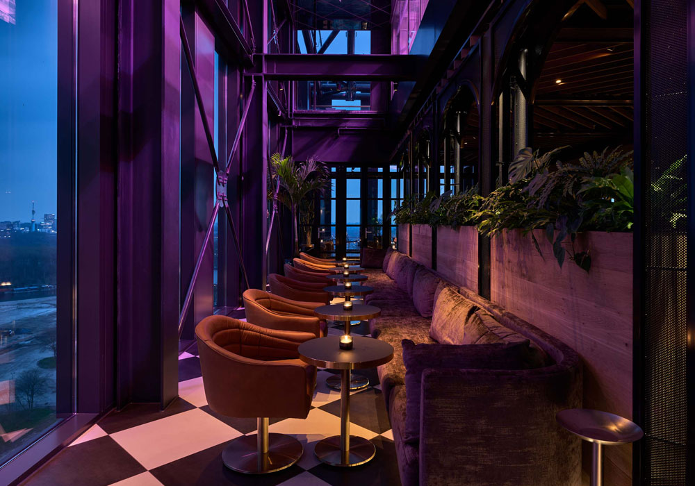 SBID International Design Awards 2018 for interior design Club & Bar Design