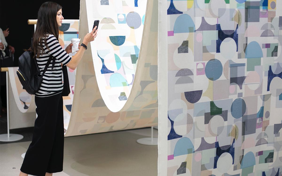 NeoCon 50 feature in interior design events