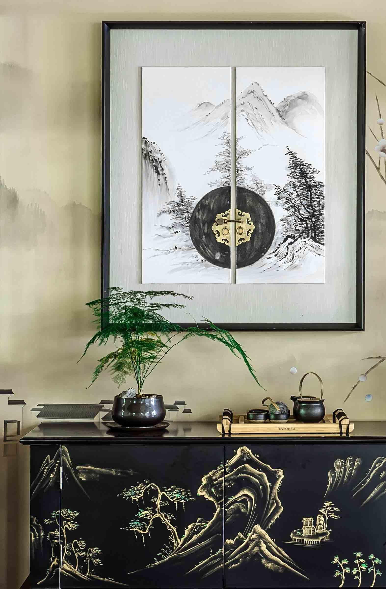 Interior design scheme by Tsingda Environment Art (Shenzhen) Design Consultants Co. for Shenzhen Nord Club