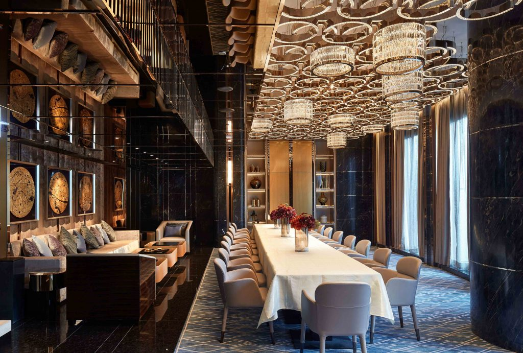 SBID Awards Category Winner 2017, HBA for Club & Bar interior design
