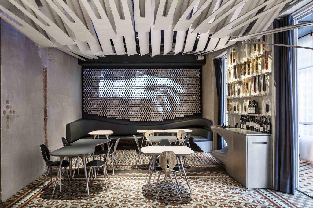 SBID Awards Category Winner 2017, External Reference for Restaurant interior design
