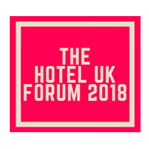 Hotel UK Forum logo for interior and design events calendar