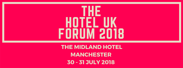 The Hotel UK Forum 2018 for interior news and design events blog