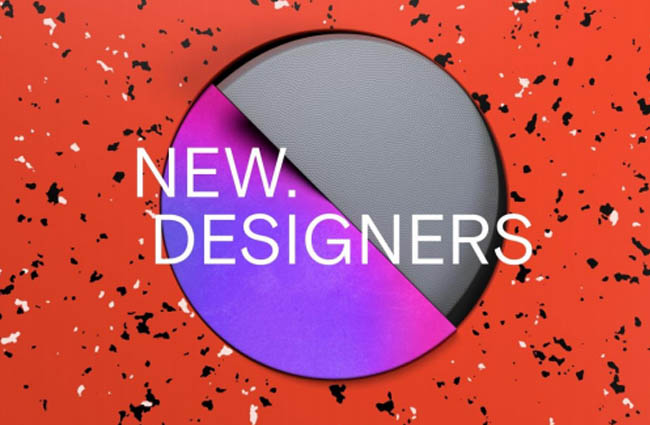 New Designers 2018 for interior news and design events blog