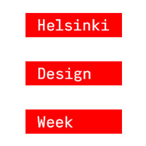 Helsinki Design Week logo for interior design events calendar