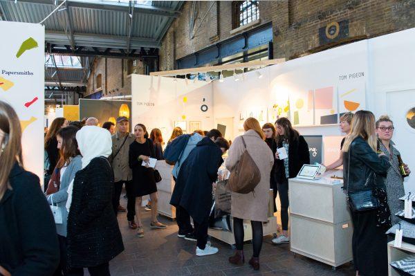 designjunction tradeshow image at London Design Festival for SBID interior design events blog post