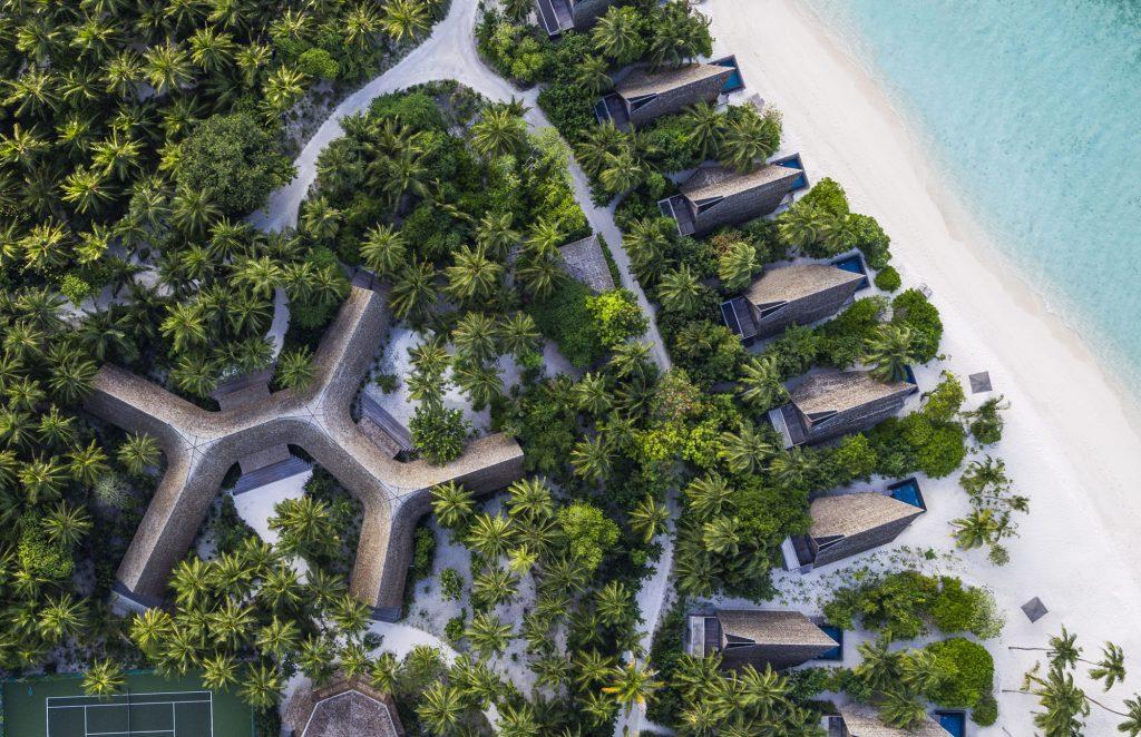 interior design, Project Of The Week – St Regis Maldives Vommuli Resort