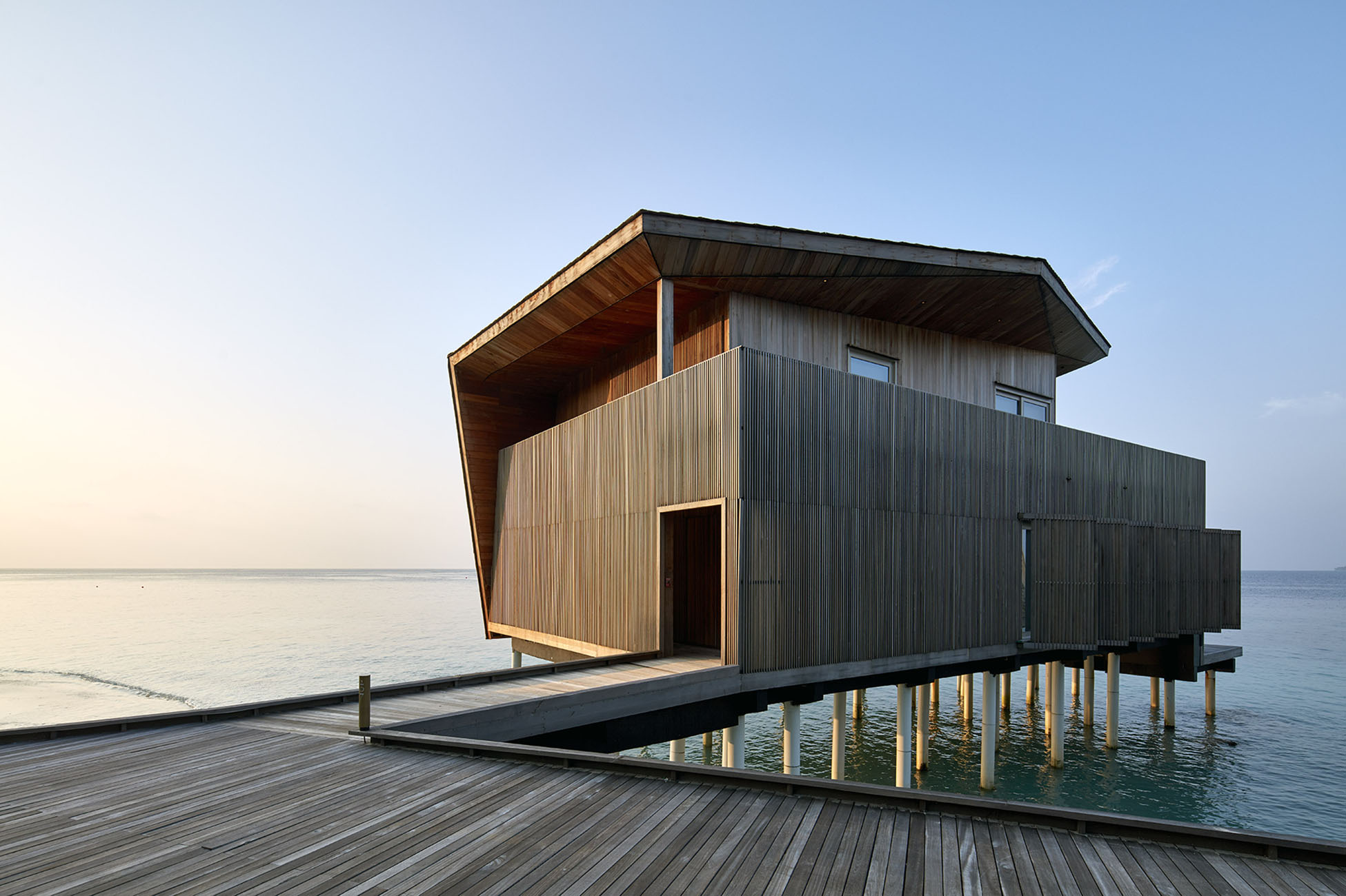Project Of The Week – St Regis Maldives Vommuli Resort