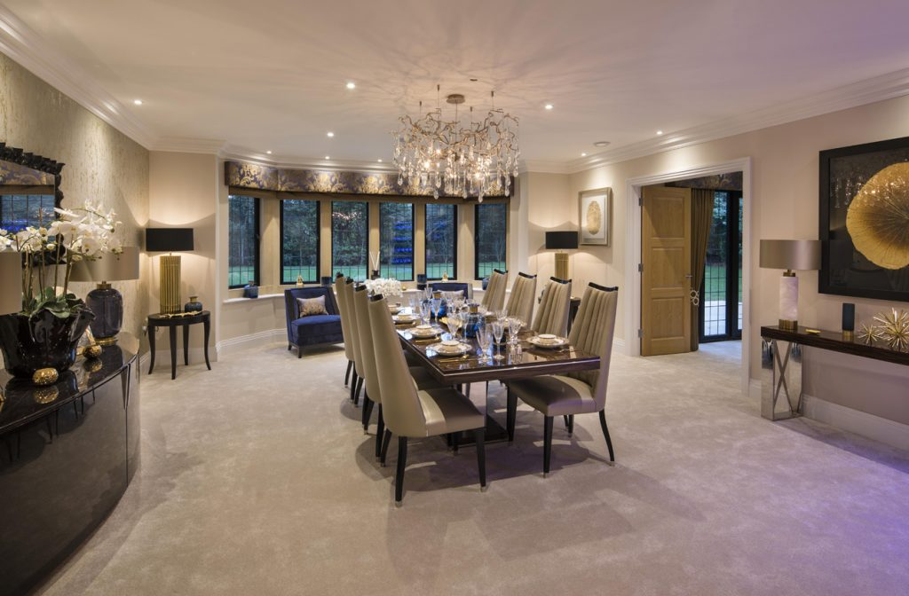 interior design, Project Of The Week – Hurlingham