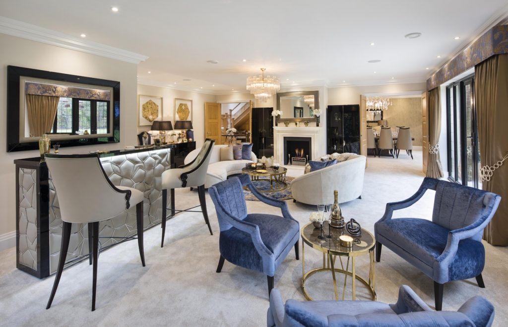 Oakeve Interiors Hurlingham interior design Project of the Week for SBID blog