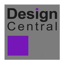 Design Central logo for interior design events calendar