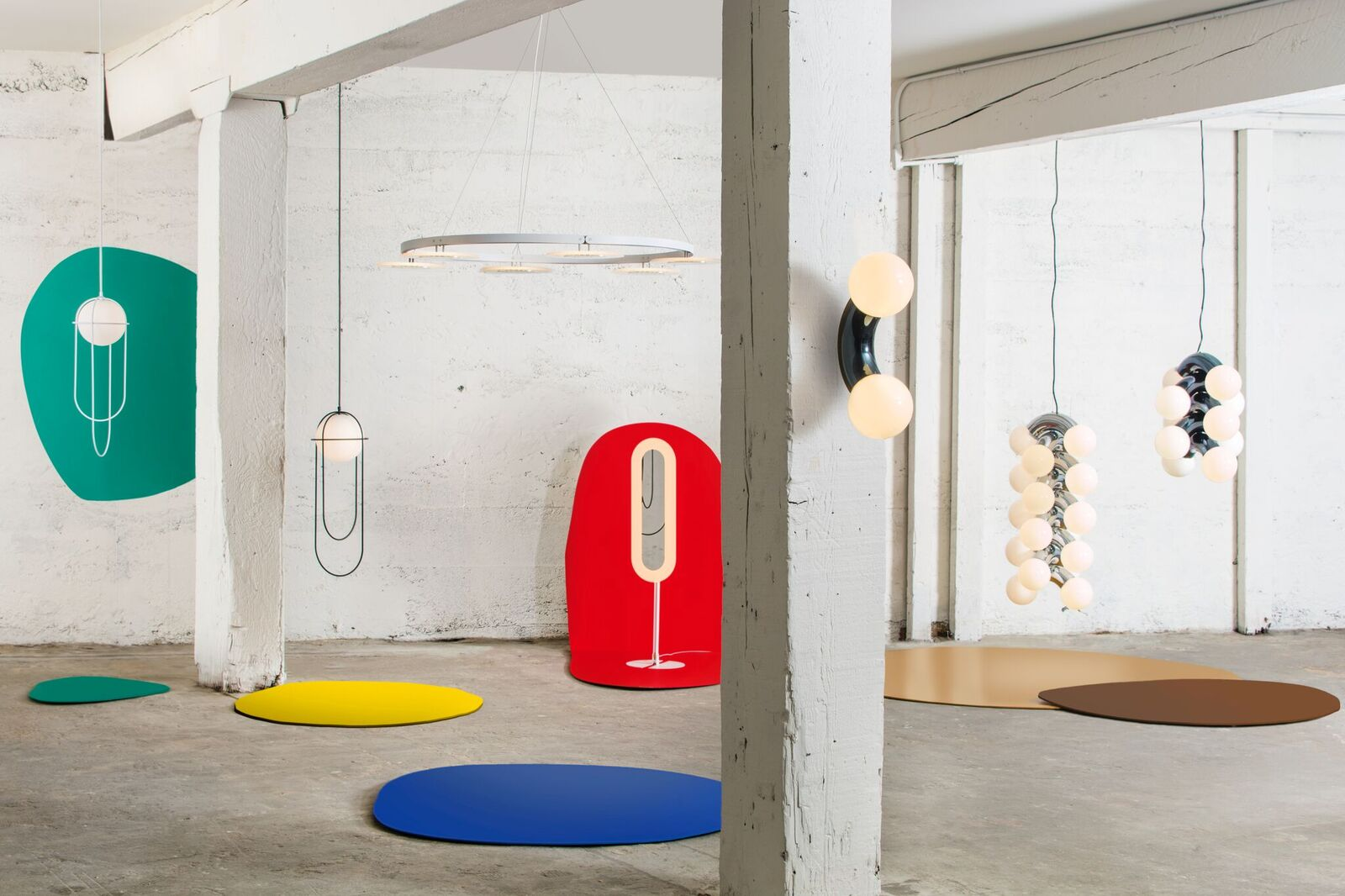 ANDlight at designjunction for interior design events blog