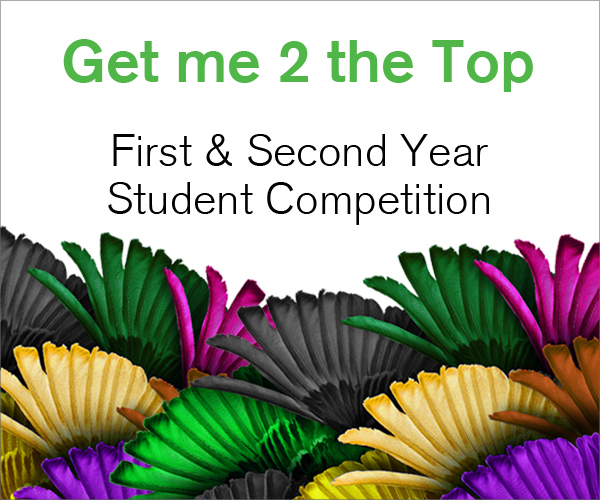 Get me 2 the Top student design competition for interior design students