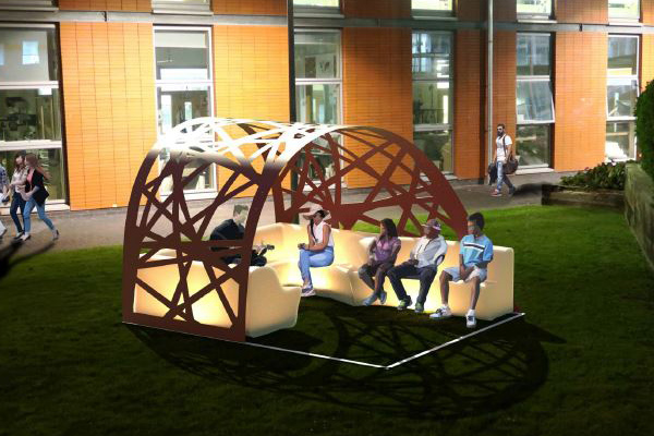 Student finalist design project entry for the SBID student design competition, Designed for Business in the Product Design category