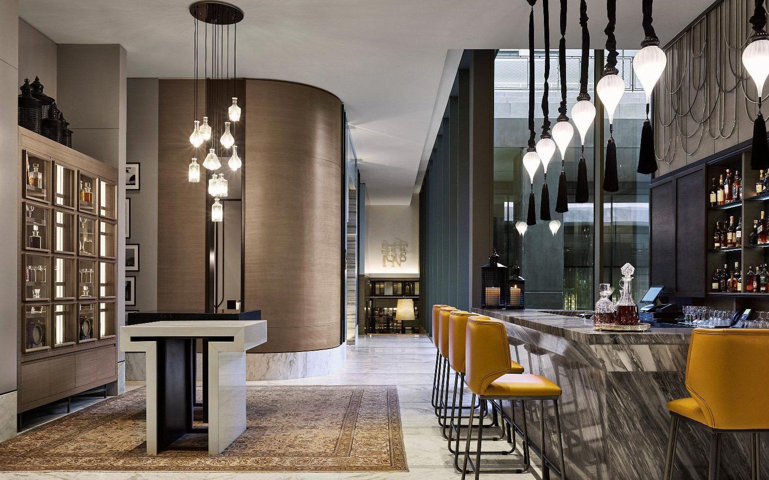 Superior Wilson Associates Fairmont Quasar Istanbul Design Project Images For SBID Interior  Design Blog, Project Of