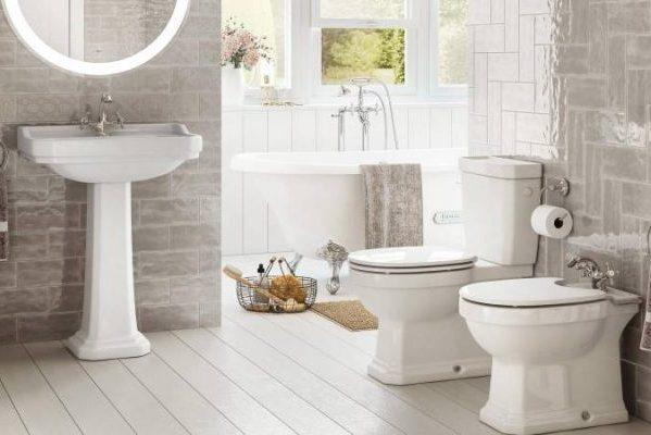 Roca product feature for interior design blog