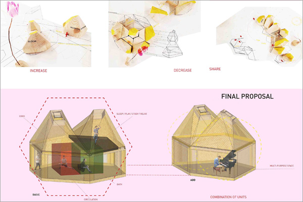 Student design project winner for the SBID student design competition, Designed for Business in the Overall Winner category