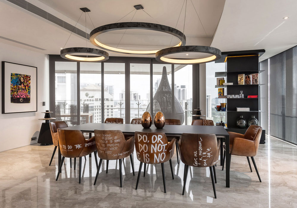 SBID International Design Awards 2018 for interior design Residential Apartment Under £1M