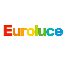 Design events for 2019 Euroluce logo