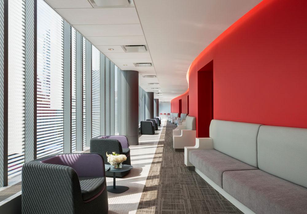 SBID International Design Awards 2018 for interior design Healthcare and Wellness Design