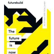Design events for 2019 Futurebuild logo