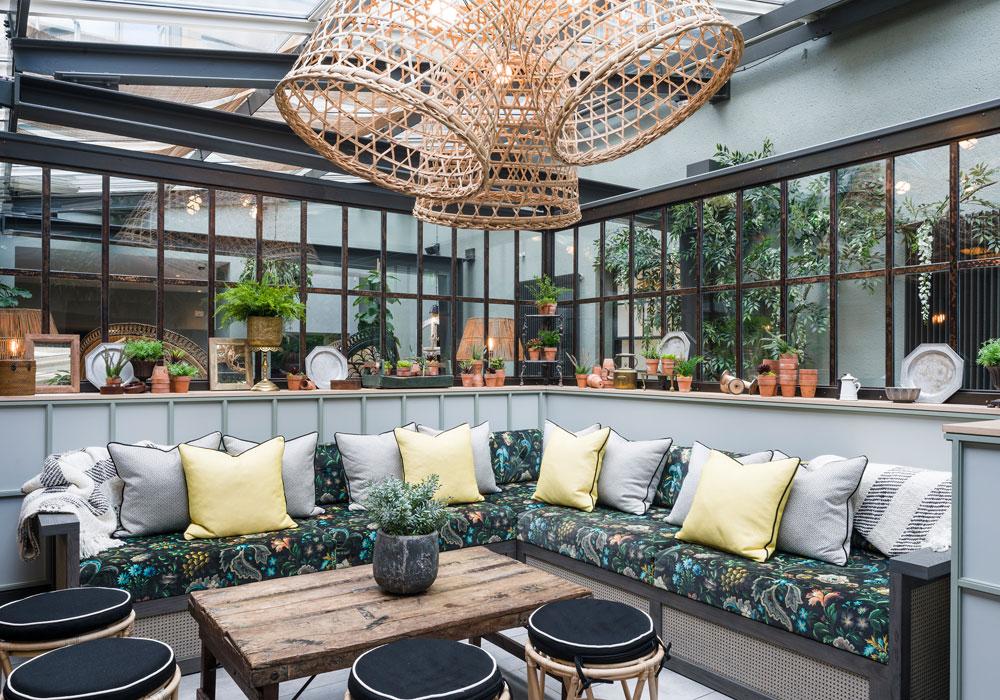 SBID International Design Awards 2018 for interior design Restaurant Design
