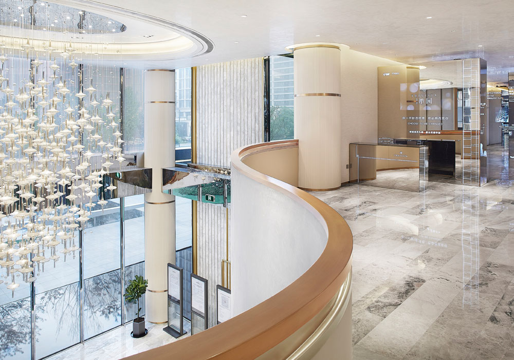 SBID International Design Awards 2018 for interior design Show Flats & Development Design