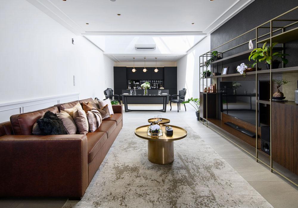 SBID International Design Awards 2018 for interior design Residential House Under £1M