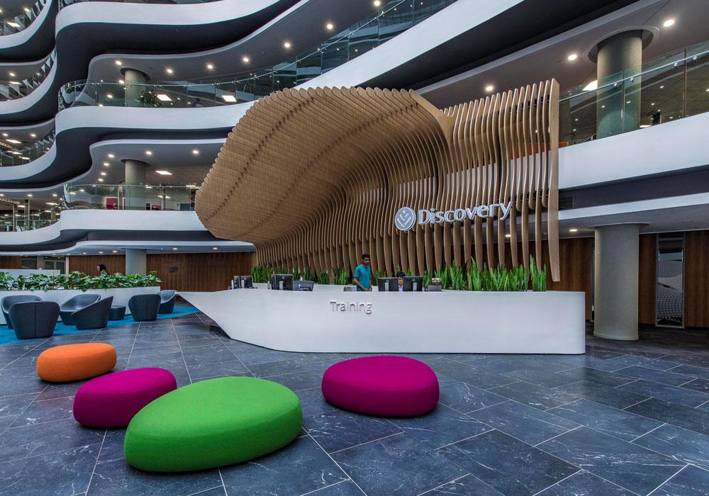 SBID International Design Awards 2018 for interior design Office Design