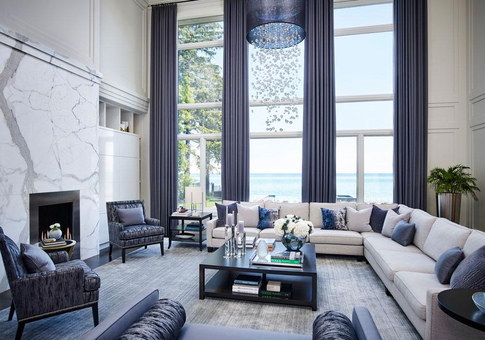 SBID International Design Awards 2018 for interior design Residential Design Over £1M