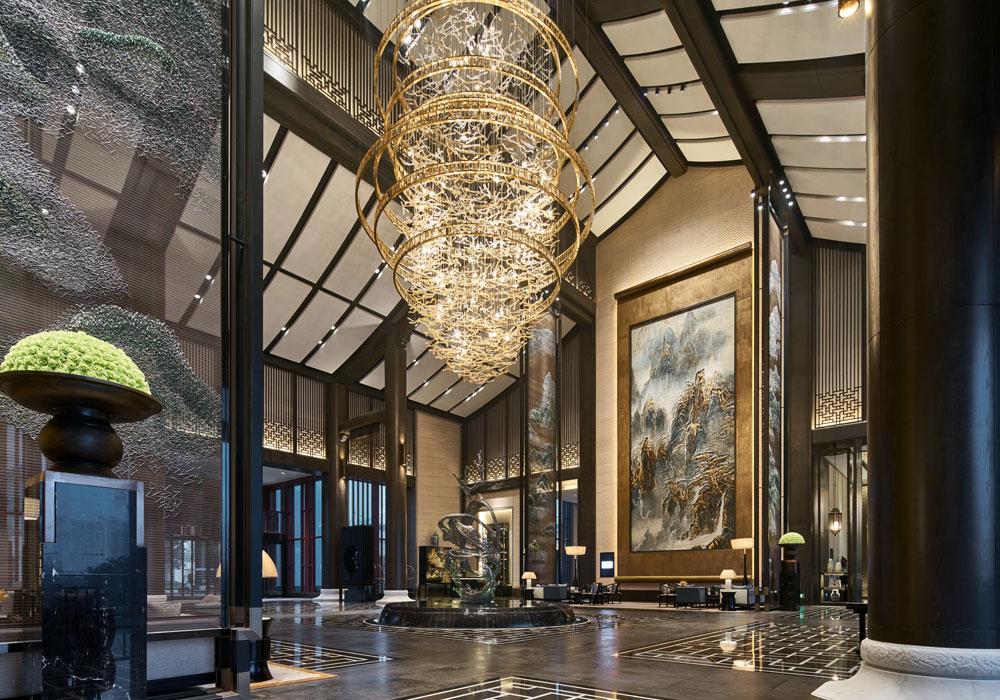 SBID International Design Awards 2018 for interior design Hotel Public Space Design