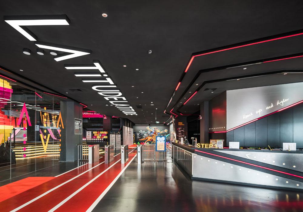 SBID International Design Awards 2018 for interior design Retail Design