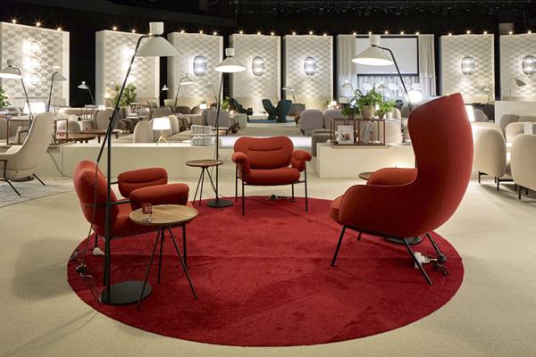 Stockholm Furniture & Light Fair event image for SBID interior design events blog post