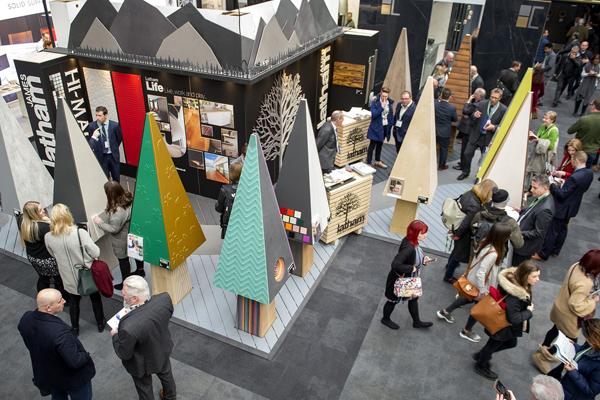Surface Design Show event image for SBID interior design events blog post