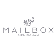 Interior design event Mailbox logo for Mailbox by Design 2019