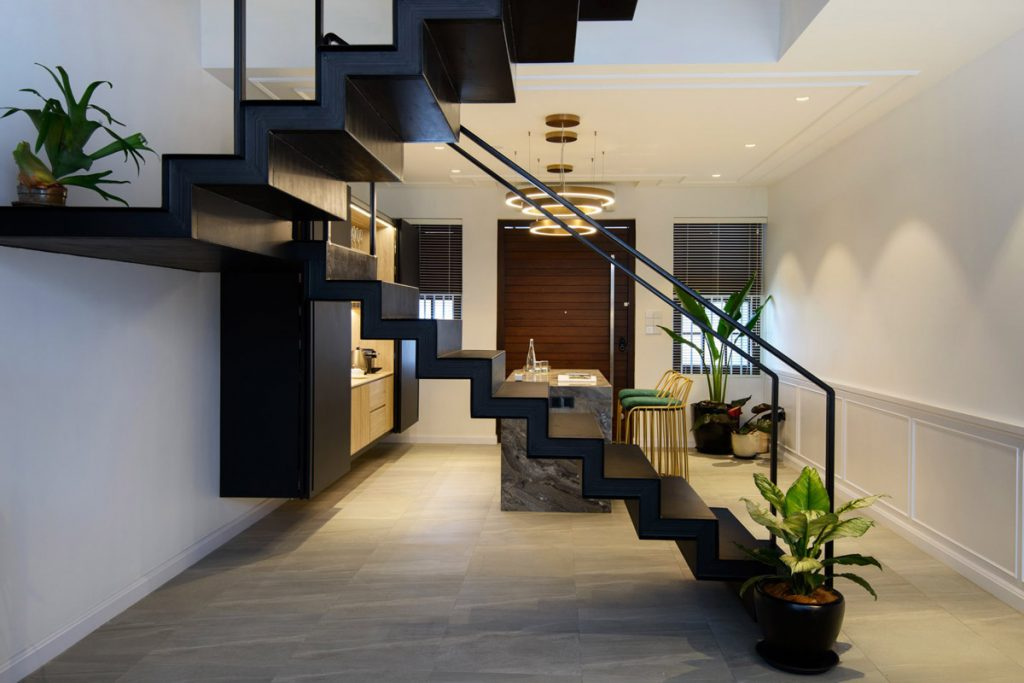 NEVERMORE, The Irrawady House residential design project images for SBID interior design blog, Project of the Week