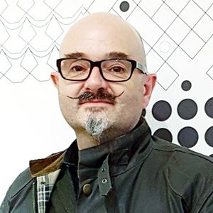 Richard Sober, North East Regional Director for the Society of British and International Design (SBID)
