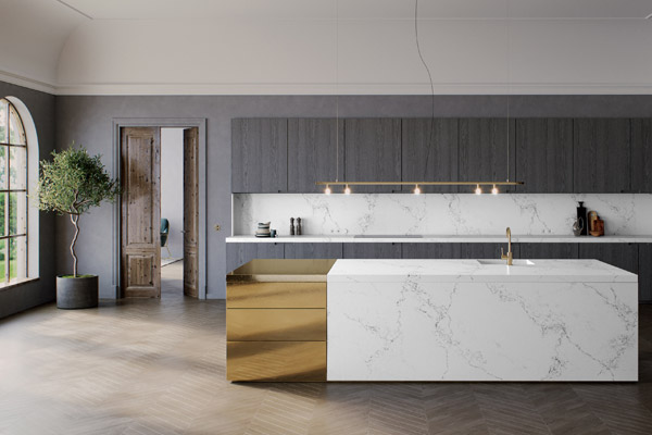 Caesarstone product feature for SBID interior design blog