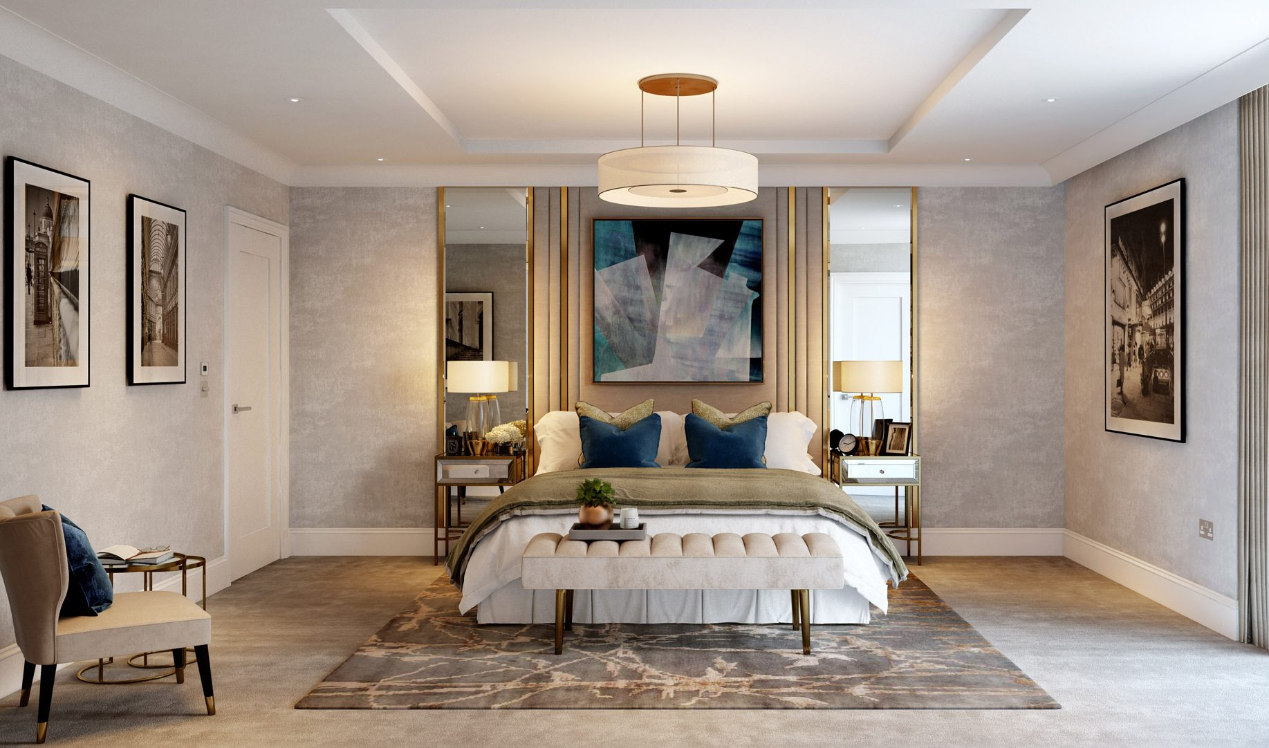 The importance of internships for interior design with 1.61 London